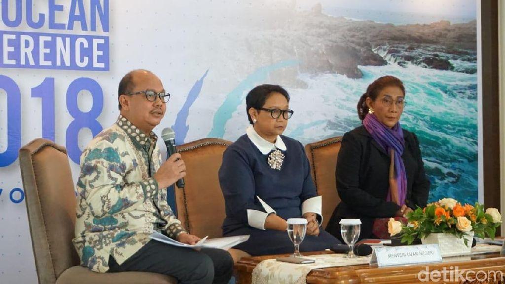 RI akan Suarakan Berantas Maling Ikan di Konferensi Laut Dunia