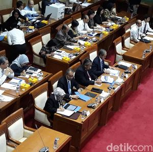 DPR dan BI Rapat Bahas Anggaran 2019, Ini Hasilnya