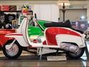 Skuter Lambretta Berjantung Yamaha Fino