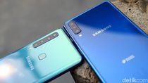 Perbandingan Galaxy A7 3 Kamera vs Galaxy A9 4 Kamera