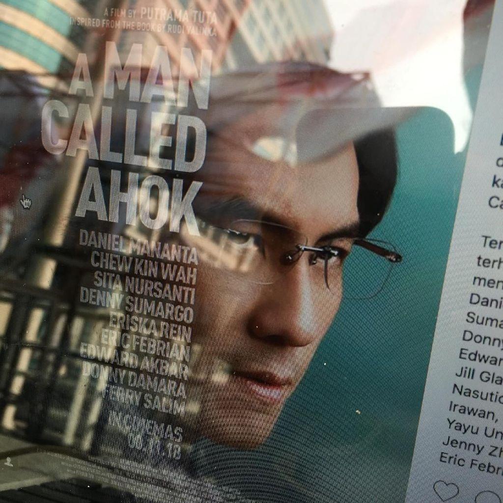 Sutradara Tegaskan A Man Called Ahok Bukan Film Politik