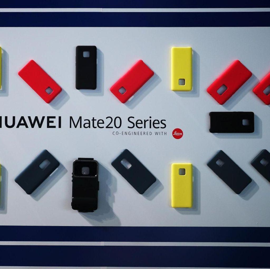 Gaharnya Seri Huawei Mate 20: Spek dan Kamera Disebut Monster