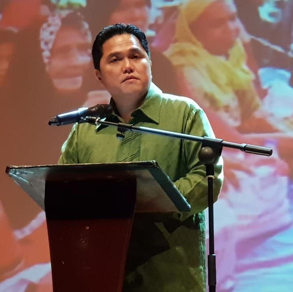 Erick Thohir: Politik Kebohongan Harus Disetop, Kasihan Rakyat