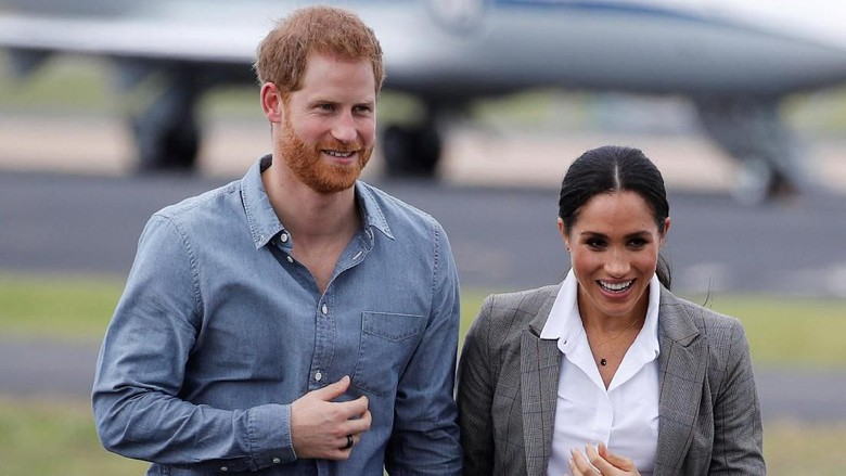 Meghan Markle dan Pangeran Harry/ Foto: Dok.Getty Images