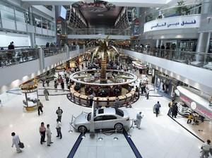 Foto: 10 Bandara yang Paling Eksis di Instagram