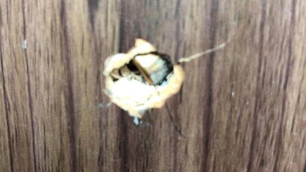 Foto: Peluru Kembali Ditemukan di 2 Ruang Kerja Anggota DPR