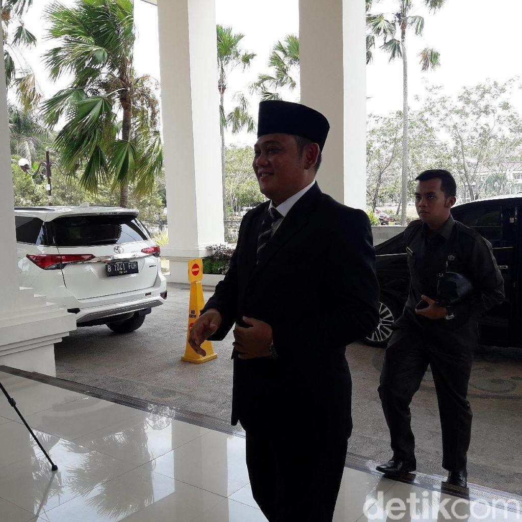 Bupati Bekasi dan 4 Pejabat Ditahan KPK, Wabup Kumpulkan SKPD