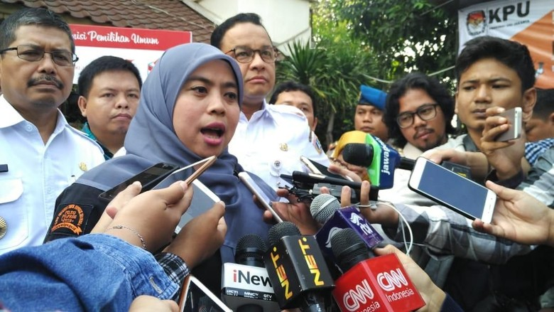 Dorong Warga Cek Hak Pilih, KPU DKI Buka 267 Posko di Kelurahan