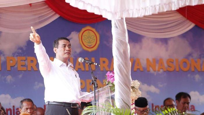 Menteri Pertanian Amran Sulaiman/Foto: Dok Kementan
