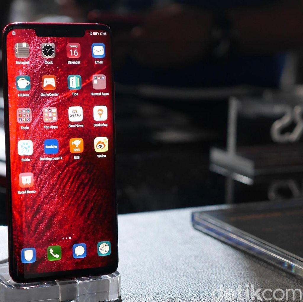 Huawei Bikin Asisten Pintar Penantang Amazon dan Google