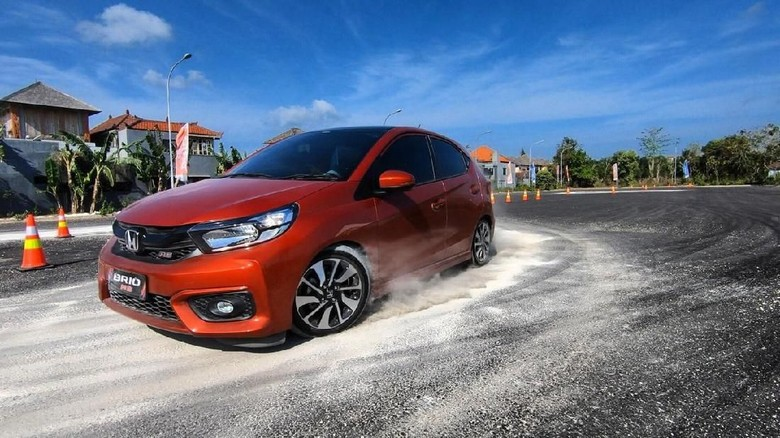 Honda All New Brio Foto: dok. Honda