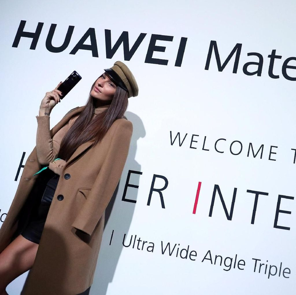 Tekad Huawei Geser Samsung sebagai Raja Smartphone Dunia