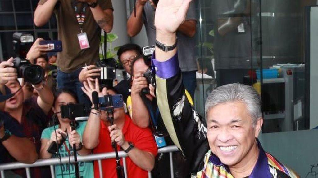 Mantan Wakil PM Malaysia Ditangkap Komisi Antikorupsi