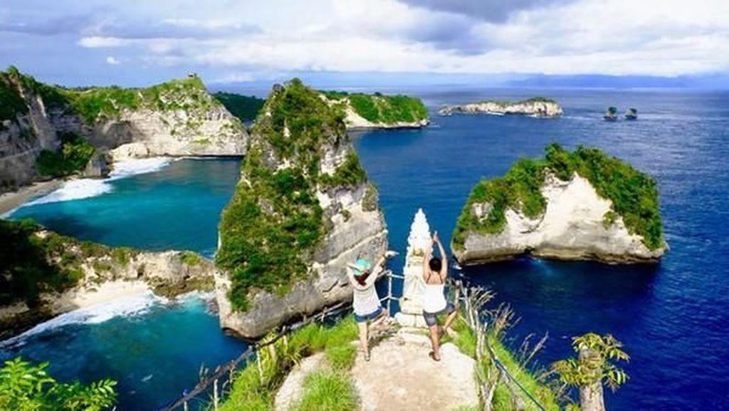 Aneka Destinasi Instragammable di Nusa Penida