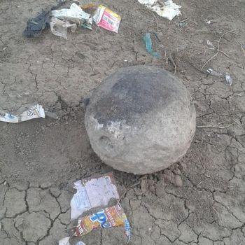 Lagi, Ditemukan Mortir Peninggalan Perang Dunia II di Bojonegoro