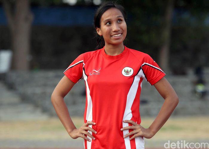 Sprinter Ni Made Arianti berhasil membawa pulang dua medali perak dalam perhelatan Asian Para Games 2018. Perjuangannya pun bukan tanpa rintangan.