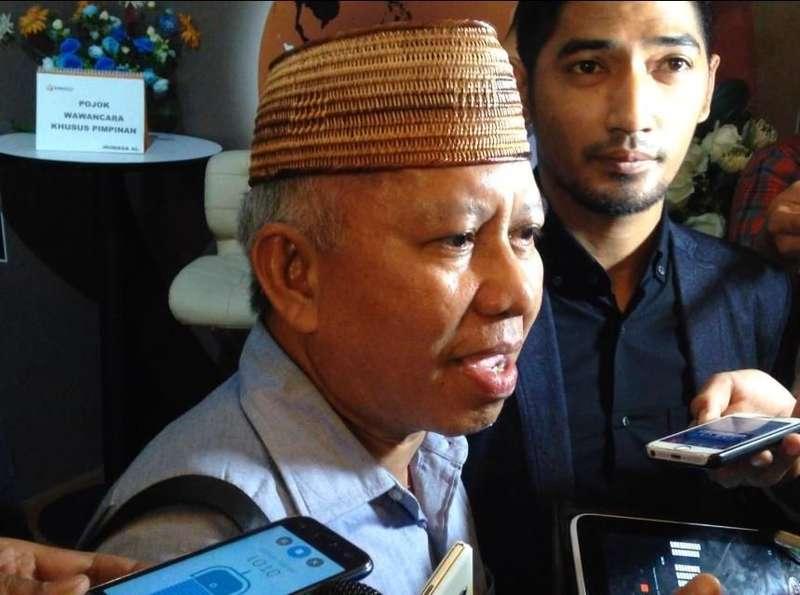 Pelapor Tanggapi Maruf: Gestur SBY Beda dengan Pose 1 Jari Luhut