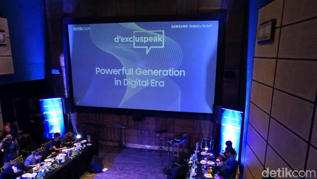 Pentingnya Generasi Powerful untuk Sebar Konten Positif