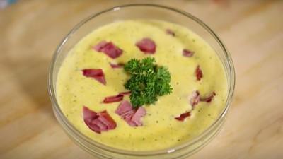 Resep Sup Cream Ubi Merah
