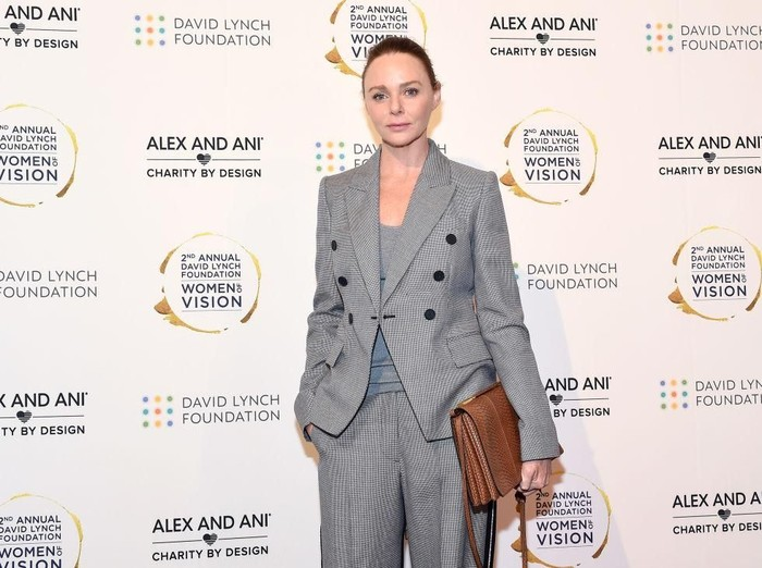 Stella McCartney. (Foto: Ilya S. Savenok/Getty Images for David Lynch Foundation)