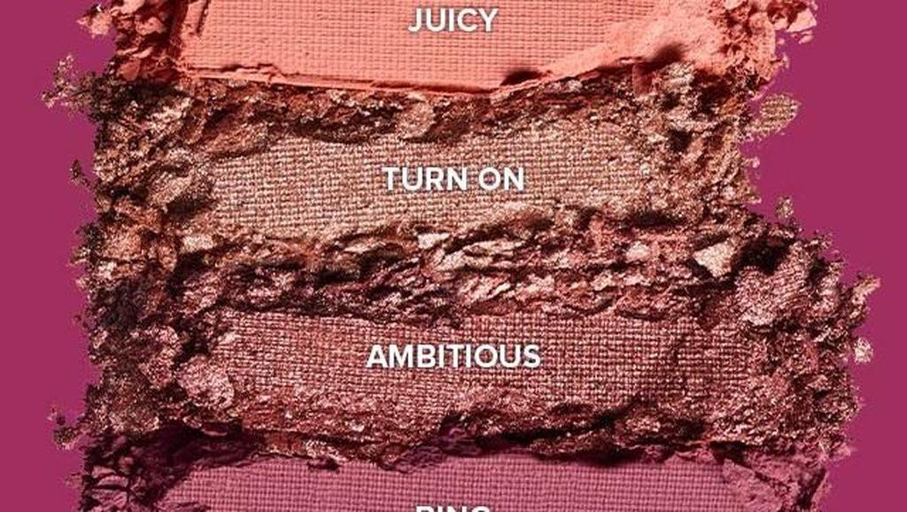 Urban Decay Rilis Palet Eyeshadow Bernuansa Cherry yang Feminin dan Seduktif