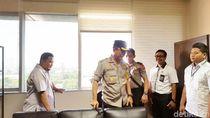 Polisi Sisir Peluru Nyasar di Ruang Fraksi PDIP DPR
