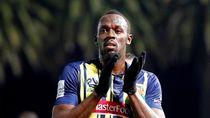 Usain Bolt Tolak Tawaran Klub Malta