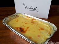 By Anind: Nikmatnya Shirataki Casserole Berbalut Saus Creamy