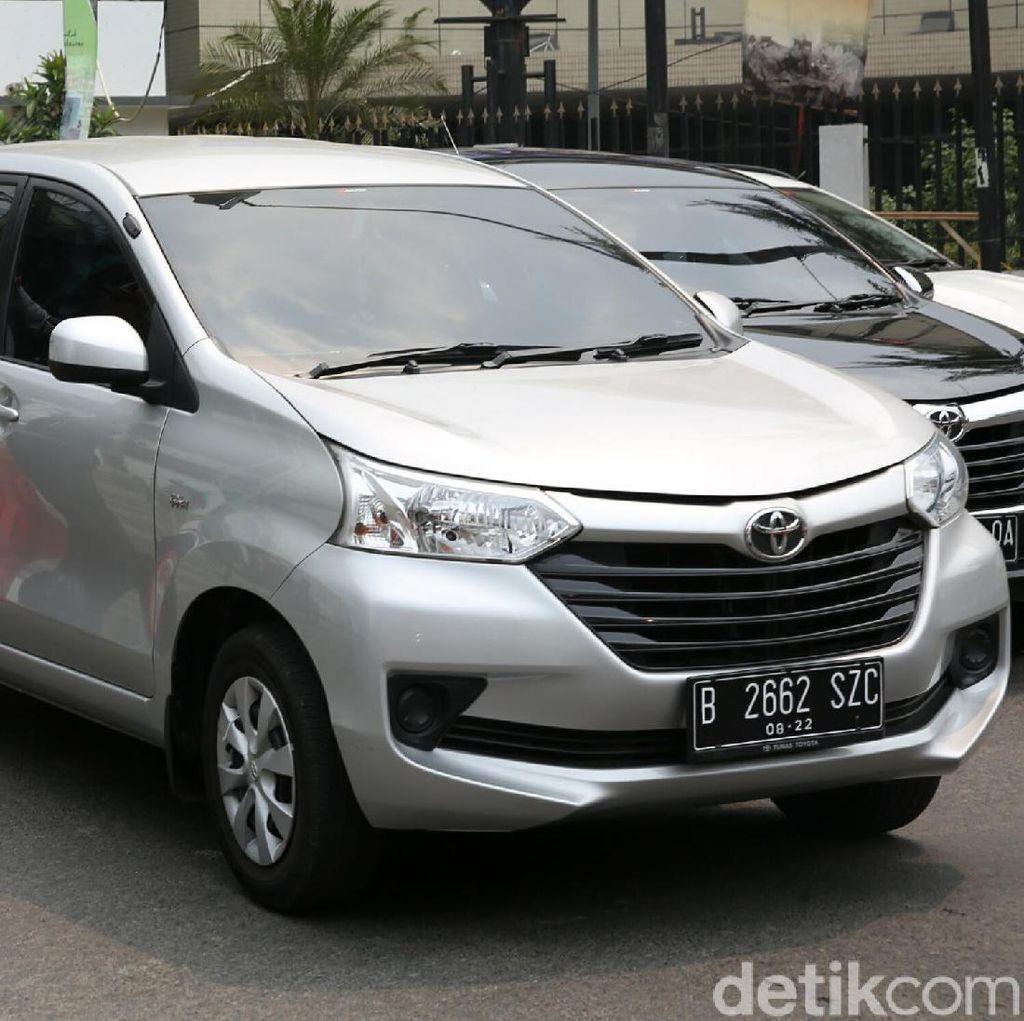Uji Coba Satu Arah, Jalan KH Wahid Hasyim Macet