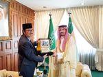 Dubes RI Bertemu Menteri Garda Nasional Saudi, Bahas Isu Keamanan