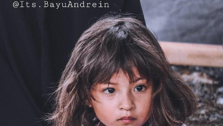 Jihan Anak Korban Gempa Palu/ Foto: Bayu Andrein