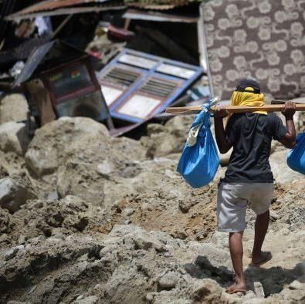 Bagaimana Bantuan Australia Digunakan oleh Indonesia?