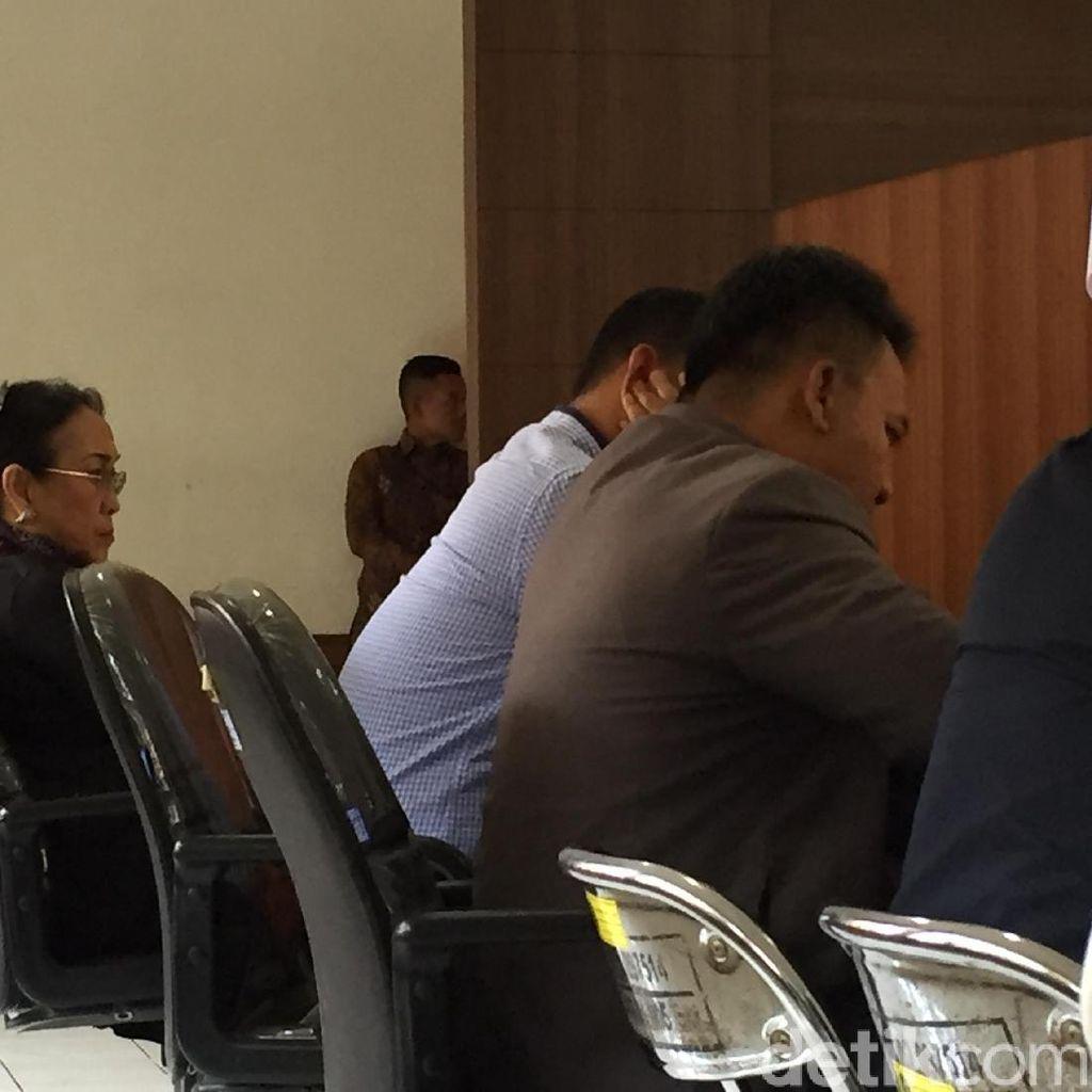 Sukmawati Bersaksi di Sidang Praperadilan SP3 Rizieq Syihab