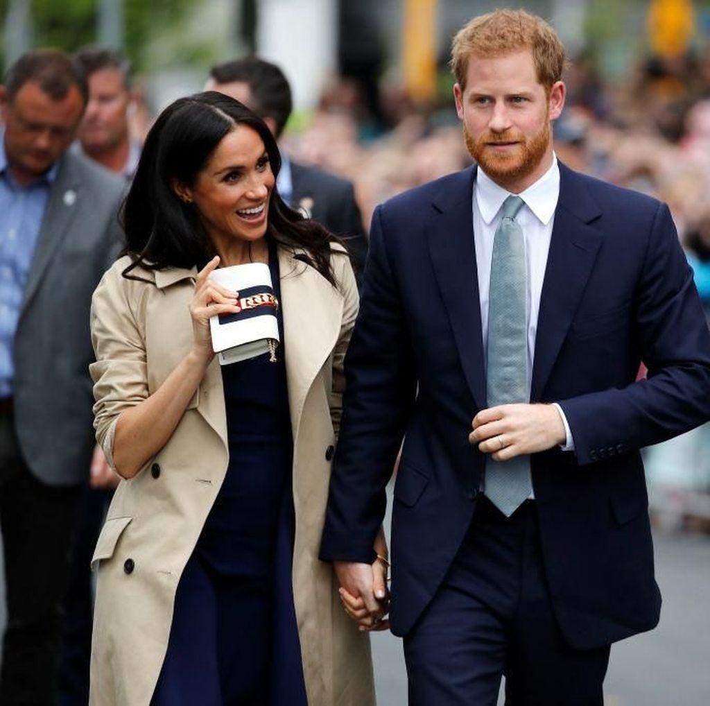 Pangeran Harry Berharap Bayi di Kandungan Meghan Perempuan