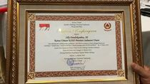 Gubernur Sulut Raih Penghargaan Karena Berhasil Bina Atlet