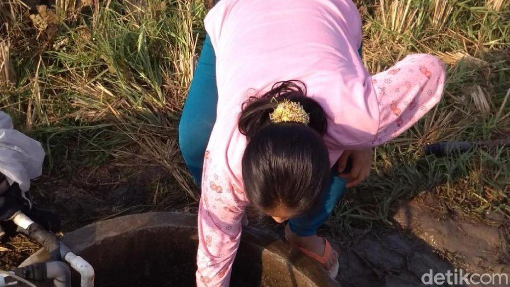 Krisis Kekeringan, Warga Ciamis Menanti Suplai Air Bersih