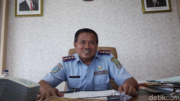 Kadishub Kota Bekasi, Yayan Yuliana