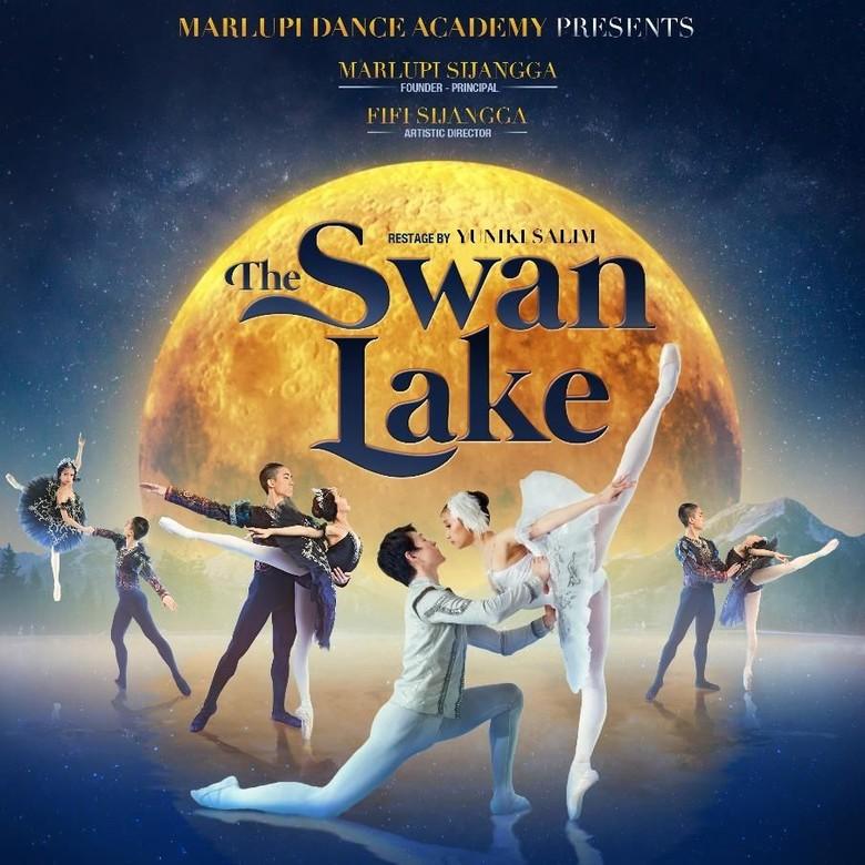Kisah Balet The Swan Lake tentang Cinta Bisa Bebaskan Kutukan Foto: MDA/ Istimewa