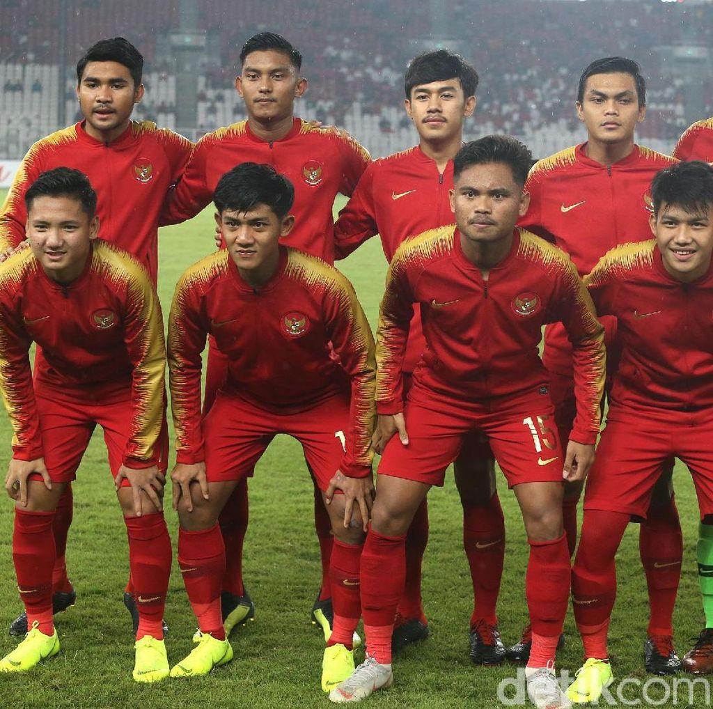 Pelatih Taiwan Terkesan dengan Firza Andika