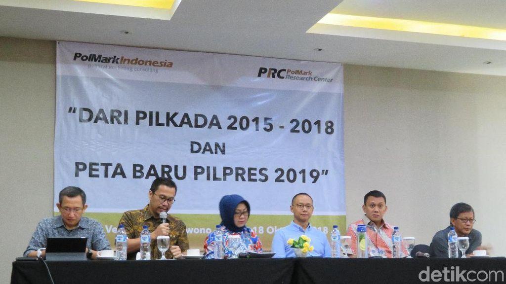 PolMark: Jaringan Majelis Taklim Lebih Luas dari Muhammadiyah-NU