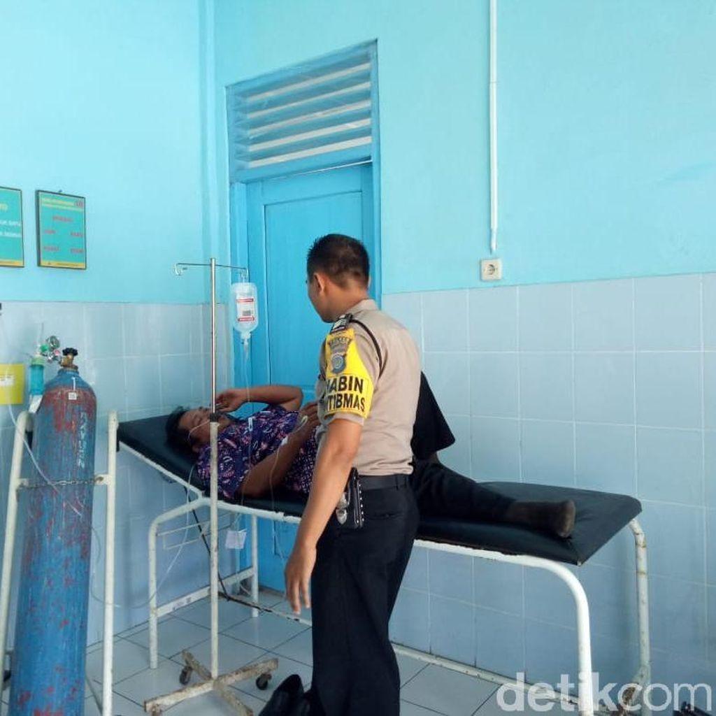 10 Orang Diduga Keracunan Usai Santap Nasi Padang di Gunungkidul