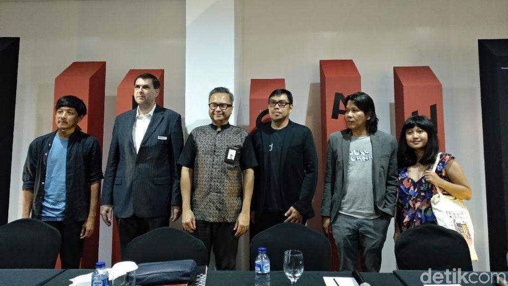 Indonesia Contemporary Art and Design 2018 Sajikan Karya 50 Seniman