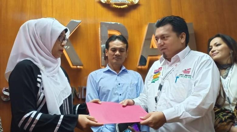 Tim Jokowi Laporkan Guru Nelty-Viral Anak Teriak Ganti Presiden ke KPAI