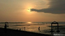 Santai Sore Sambil Lihat Sunset di Pantai Duta Probolinggo
