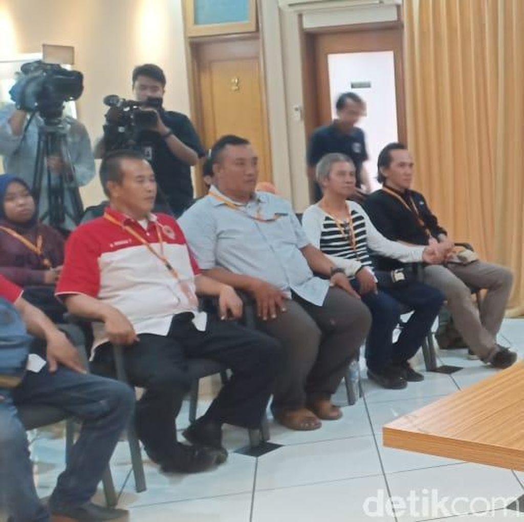 Driver Ojek Online Ngadu ke Timses Jokowi Soal Di-Suspend Sepihak