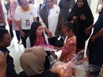 Tiba di Lombok, Istri Mensos Tinjau Rumah Aman Anak Bumi Gora