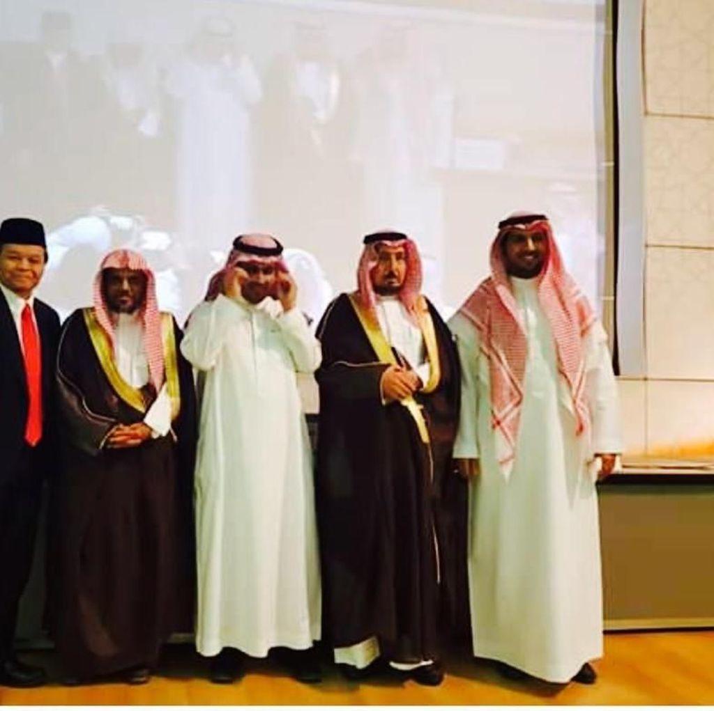 Hidayat Nur Wahid Jadi Dewan Penguji Program Doktoral di Arab Saudi