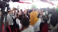 Anak-anak Korban Gempa Lombok Menari dan Menyanyi di Acara Kemensos