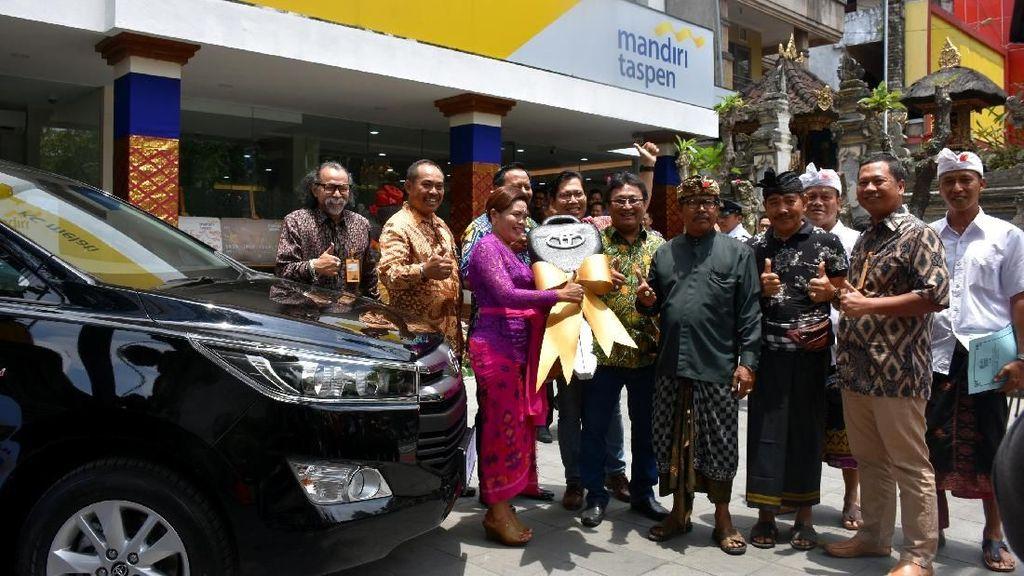 Apresiasi untuk Nasabah Bank Mantap
