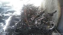 Ini Upaya Polisi Soal Kebakaran Ludeskan 52 Motor dan 1 Mobil